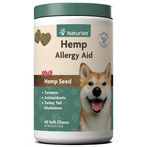 Hemp Allergy Aid À mâcher