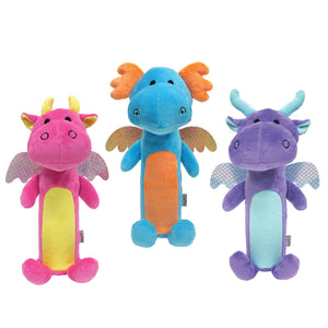 Dragon Plush Cruncher 13.5""
