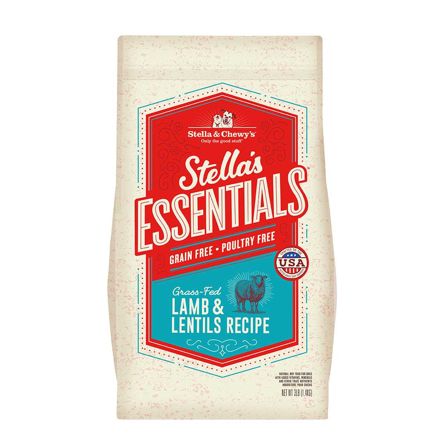 Croquettes Stella Essentials sans grains Agneau
