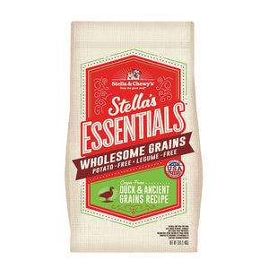 Croquettes Stella Essentials avec grains ancients Canard