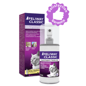 Feliway spray calmant pour chats 20ml