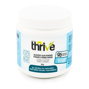 Poudre d'orme rouge Thrive 80g