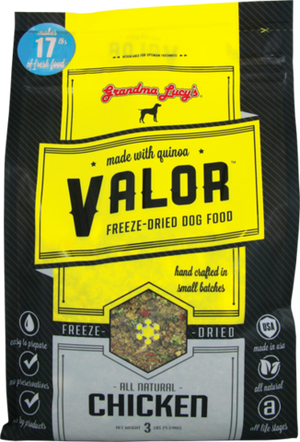 Grandma Lucy's Valor Chicken Gluten Free Dog Food