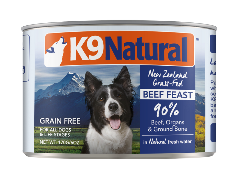 Nourriture humide K9 Natural Beef Wet Dog Food
