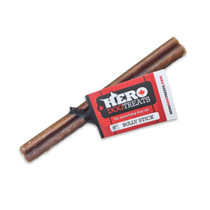Pénis de bœuf 6'' Hero Bully Stick