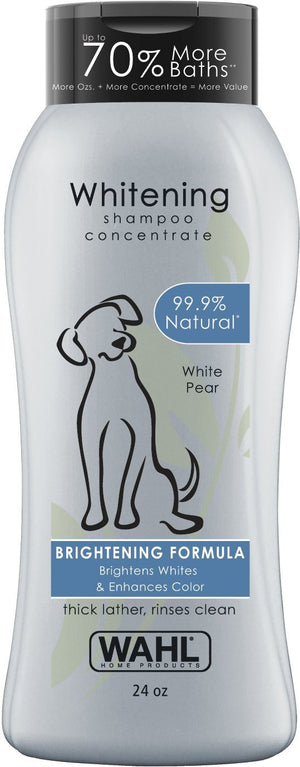 shampoing wahl pour chien