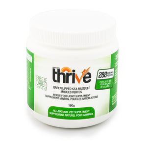 Moules vertes Thrive 160g
