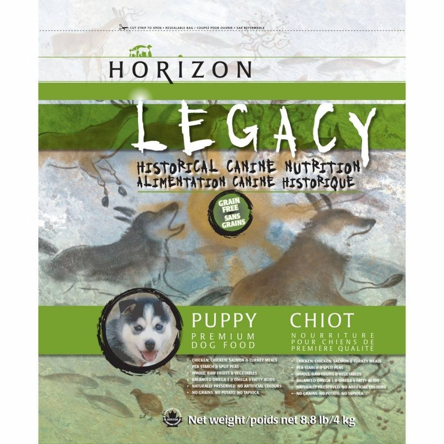 Horizon © Legacy Puppy Food
