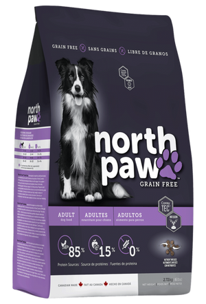 Nourriture pour chiens North Paw Adulte