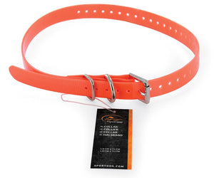 collier sportdog 1'' orange