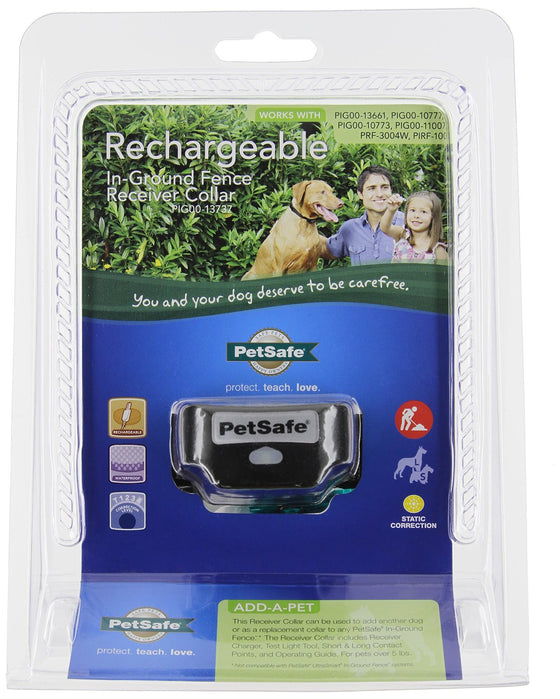 collier anti fugue rechargeable Petsafe PIG00-13737