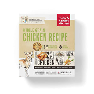 Nourriture déshydraté Honest Kitchen Whlole Grain Poulet, Revel
