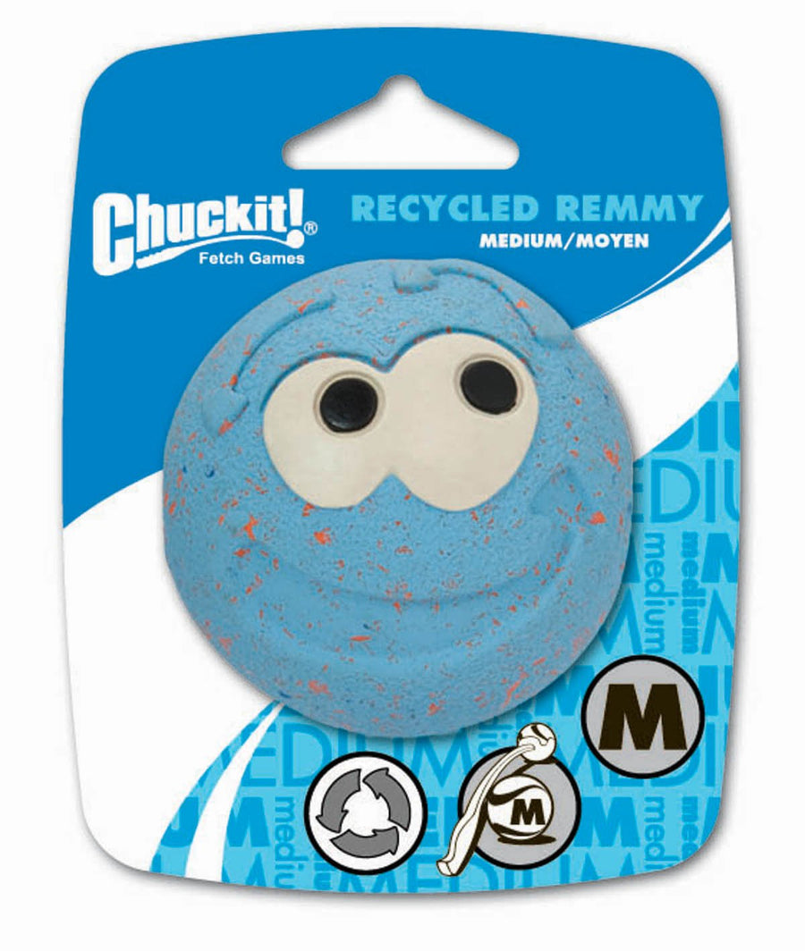 Balle recyclé Canine Hardware Remmy