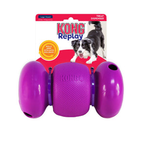 Jouet interactif pour chiens Kong Replay