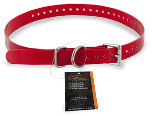 collier sportdog 1'' rouge