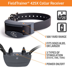 Collier de dressage SportDog SD-425X