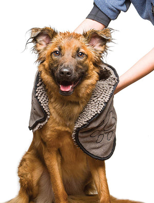 Serviette Ultra absorbante Dirty Dog Shammy
