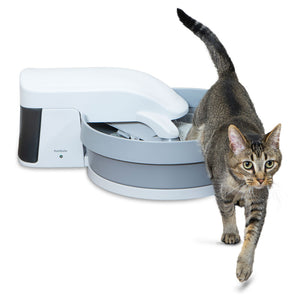 Litière automatique de PetSafe ZAL00-16408 Simply Clean