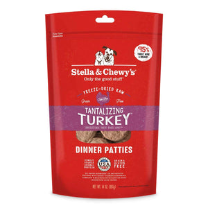 Galettes de Repas Stella & Chewy Tantalizing Turkey Freeze-Dried Dinner Patties