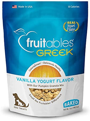 Fruitables Vanilla Yogurt