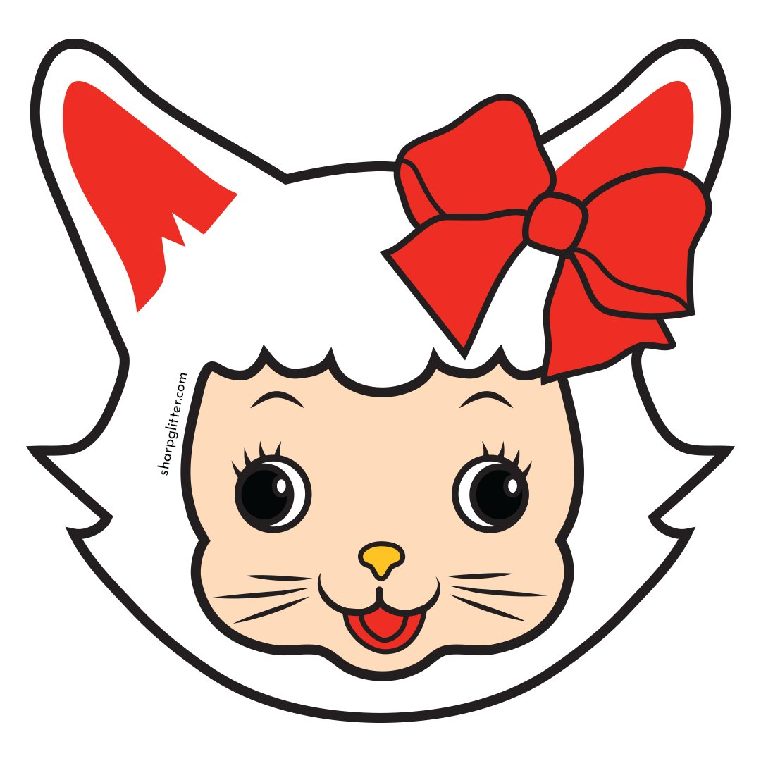 Hello Kitty rubber faced doll.