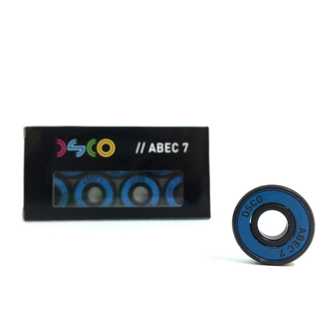 DSCO Bearings Abec 7 - Cyan Shields