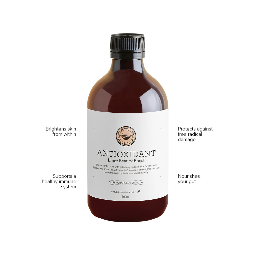 Antioxidant Inner Beauty Boost Supercharged Formula
