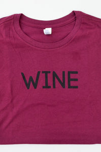 Wine Ladies Tee