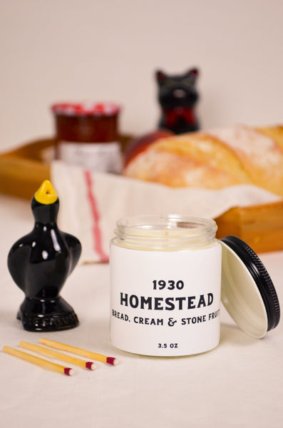 Homestead Scented Soy Candle 3.5 oz
