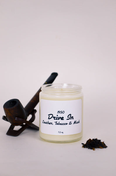 Drive In Scented Soy Candle 7.2 oz