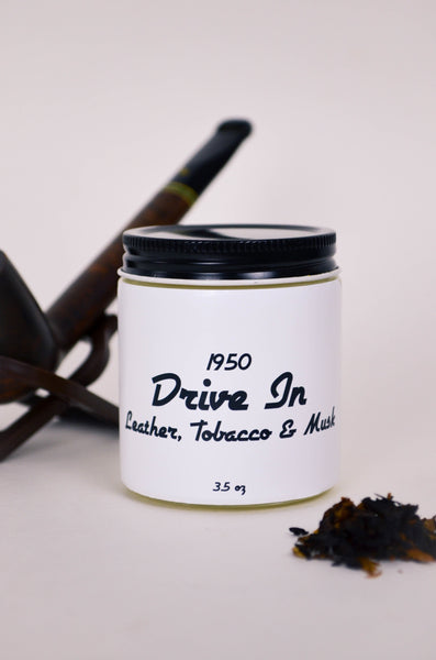 Drive In Scented Soy Candle 3.5 oz