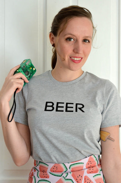 Beer Ladies Tee