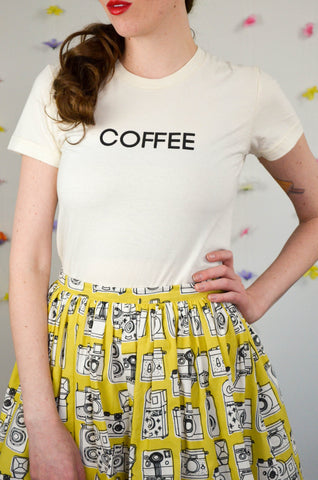 Coffee Ladies Tee