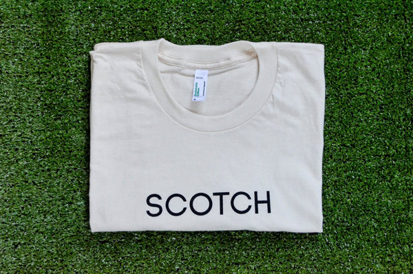 LAST ONE Scotch Unisex Tee