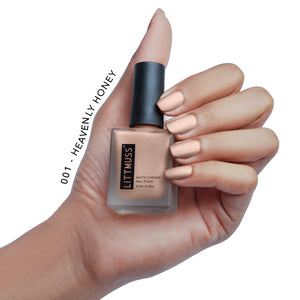 LITTMUSS Matte Chrome Nail Polish Keep It Simple Combo