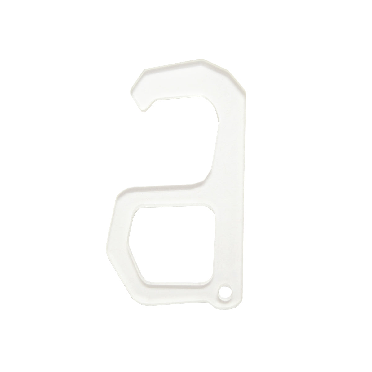 LITTMUSS Hybrid Safety Handle Clear -Pack of 4