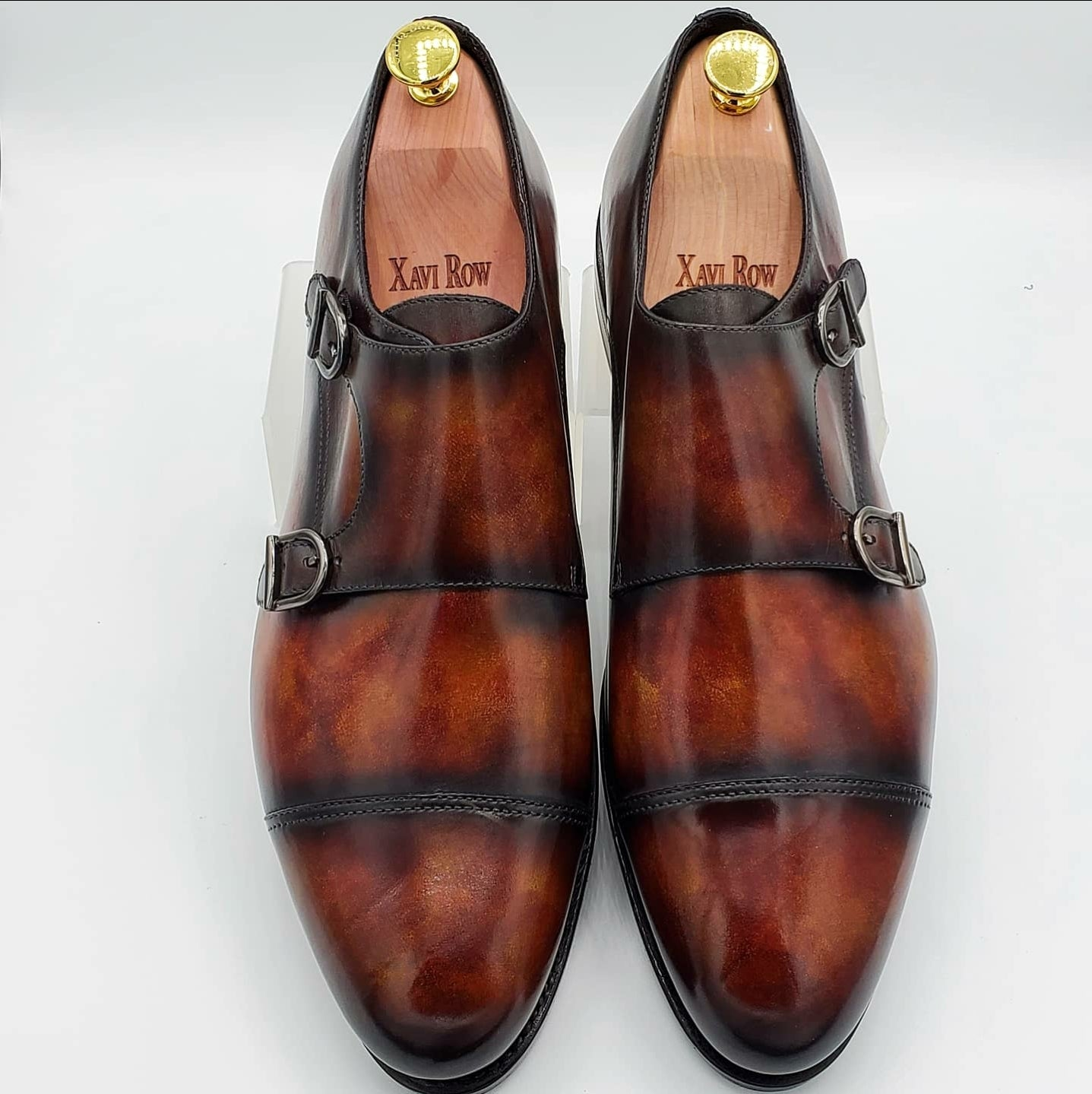 Xavi Cedar Wood Shoe Horns - Xavi Row Bespoke  - Shoe Horn - [xavi_row] - [bespoke] - [custom] - [black_owned]