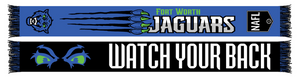 NEW! Jaguars Team Scarf