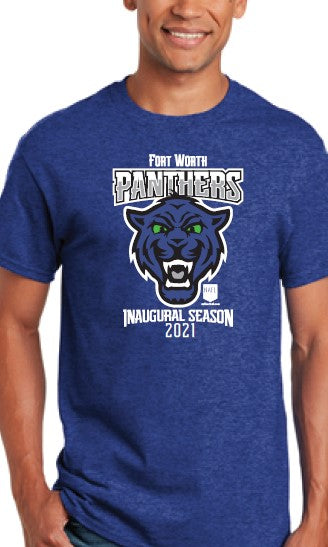 Classic Panthers' Inaugural Season T-Shirt
