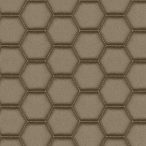 Molecule Stone Faux Leather Swatch