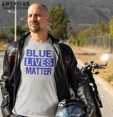 Police Lives Matter (Backing The Blue) Shirt