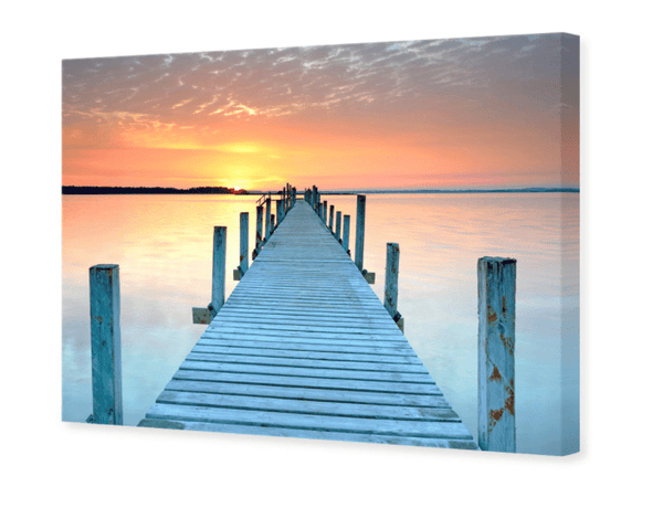 Canvas Prints With Wooden Frame