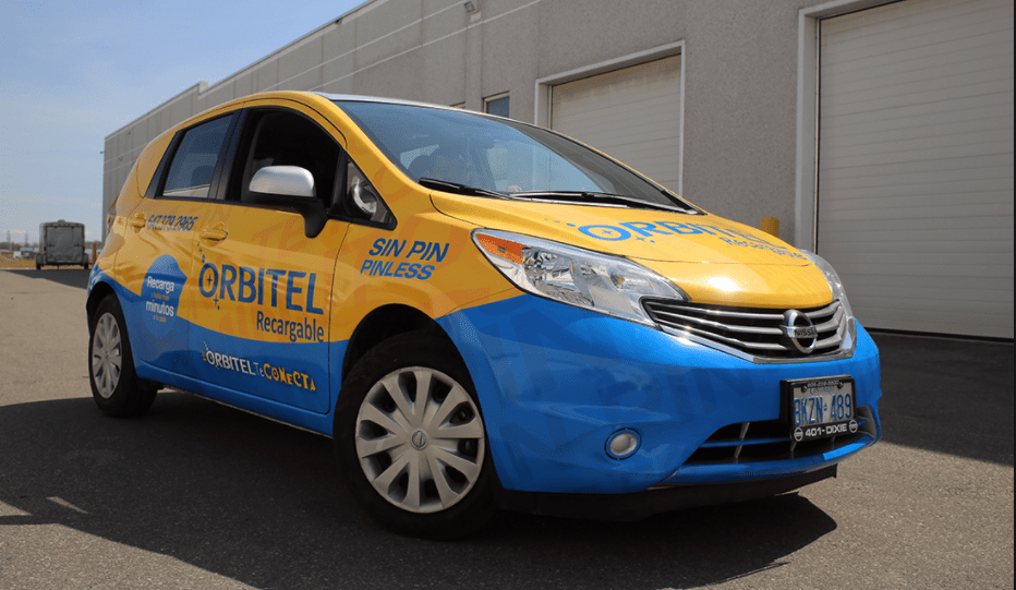 Full Car Wrap - Branditt_Canada