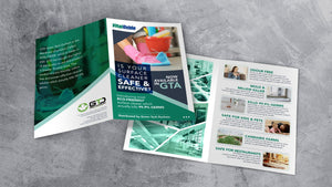 Brochures - 100lb Gloss Text - 25 Pcs. - Branditt_Canada