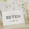 'Vintage' Ivory Wedding Table Name Cards