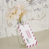'All You Need' Wedding Place Name Tags Example