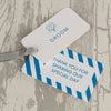 'Happy Ever After' Wedding Place Name Tags Groom