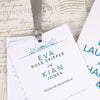 'Happy Ever After' Wallet Wedding Invitation-Inserts Close Up