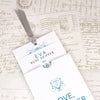 'Happy Ever After' Wallet Wedding Invitation-Inserts