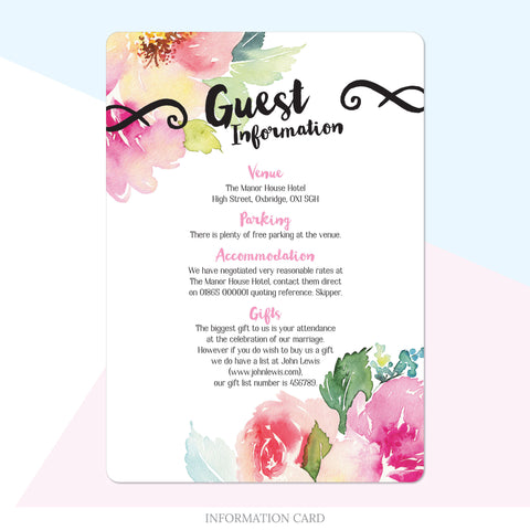 Love Art Wedding Invitation Love Wedding Print